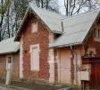 Trakų Vokės dvaro sodybos pietų vartų sargo namas