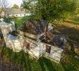 Trakų Vokės dvaro sodybos vakarų vartų sargo namas