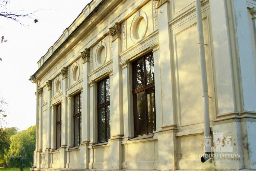 Trakų Vokės dvaro sodybos rūmai