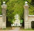 Trakų Vokės dvaro sodybos vakarų vartai