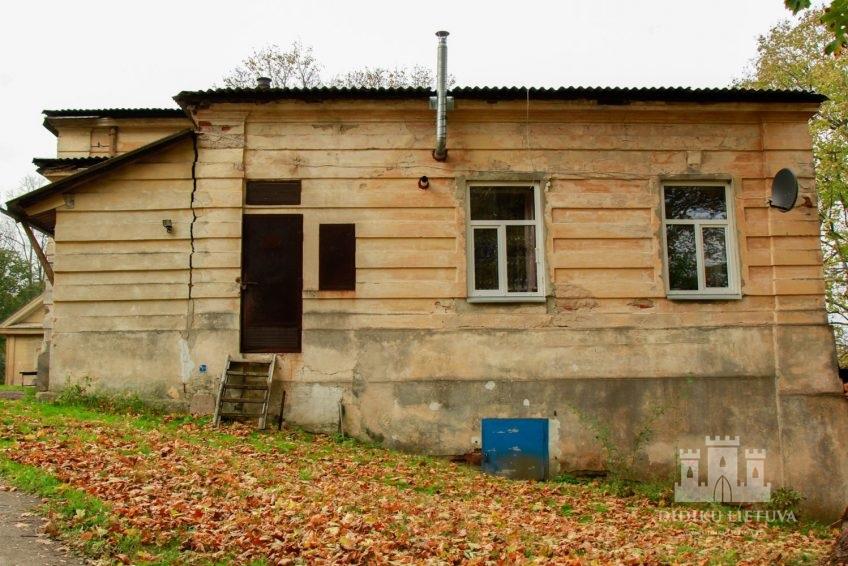 Trakų Vokės dvaro sodybos virtuvė-skalbykla