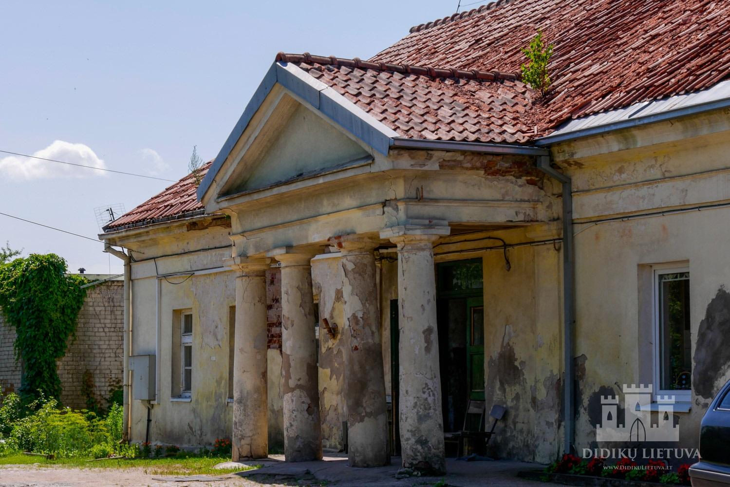Raudondvario dvaro ūkvedžio namas