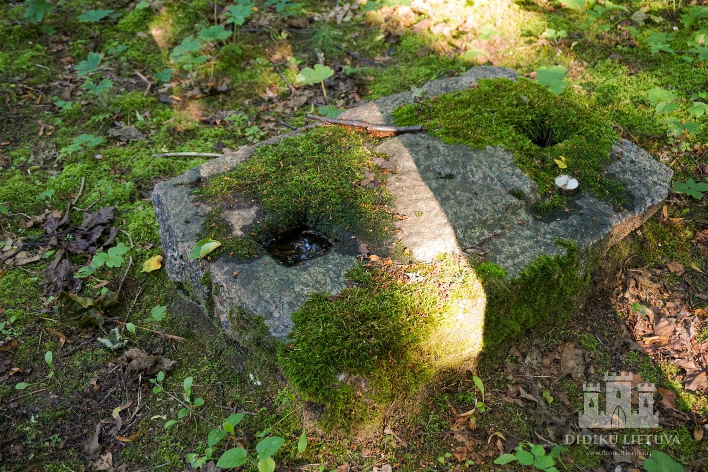 Gelgaudiškio dvaro sodybos senosios kapinės