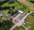 Zamkaus dvaro, Vytėnų saleziečių vienuolyno komplekso pirmas ir antras vienuolyno pastatai