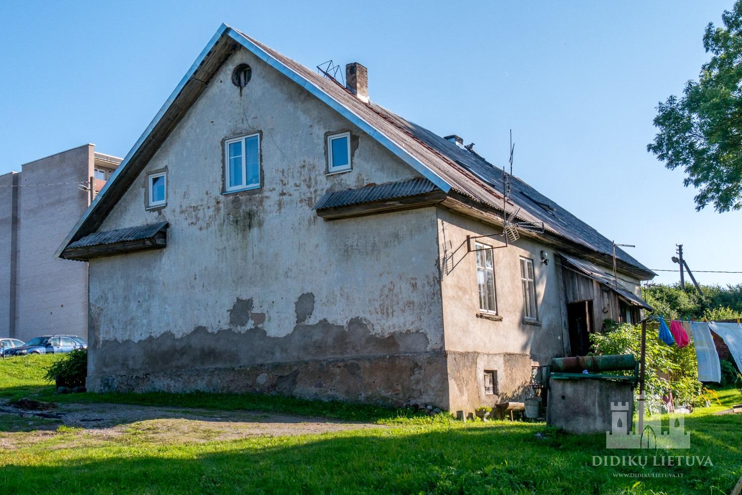 Kretingos dvaro sodybos daržininko namas