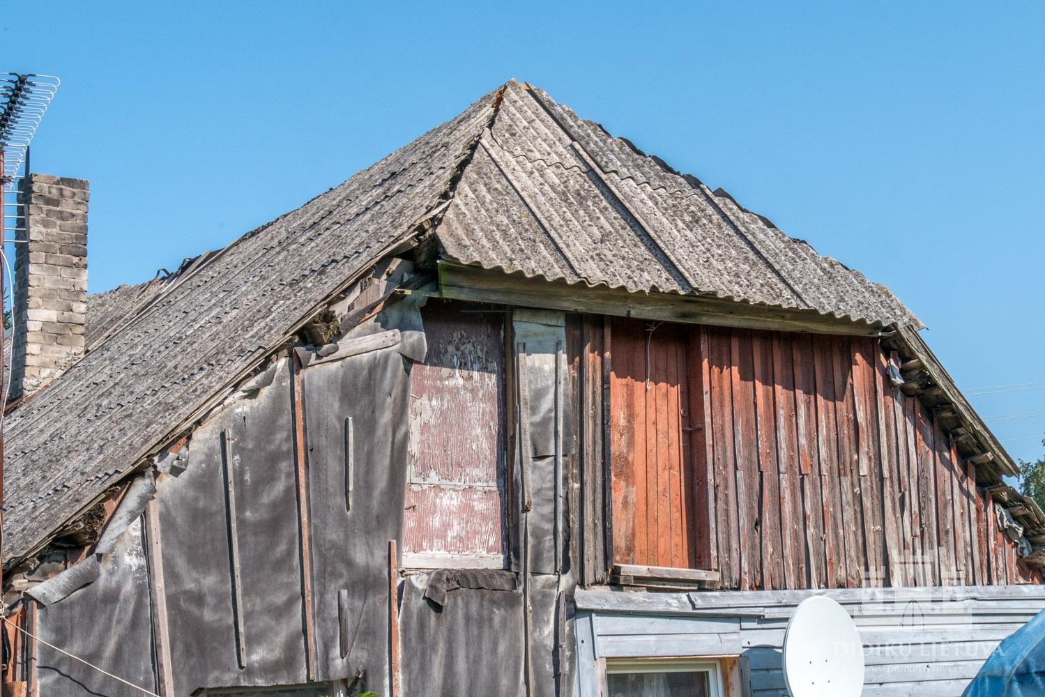 Kretingos dvaro sodybos kalvio namas