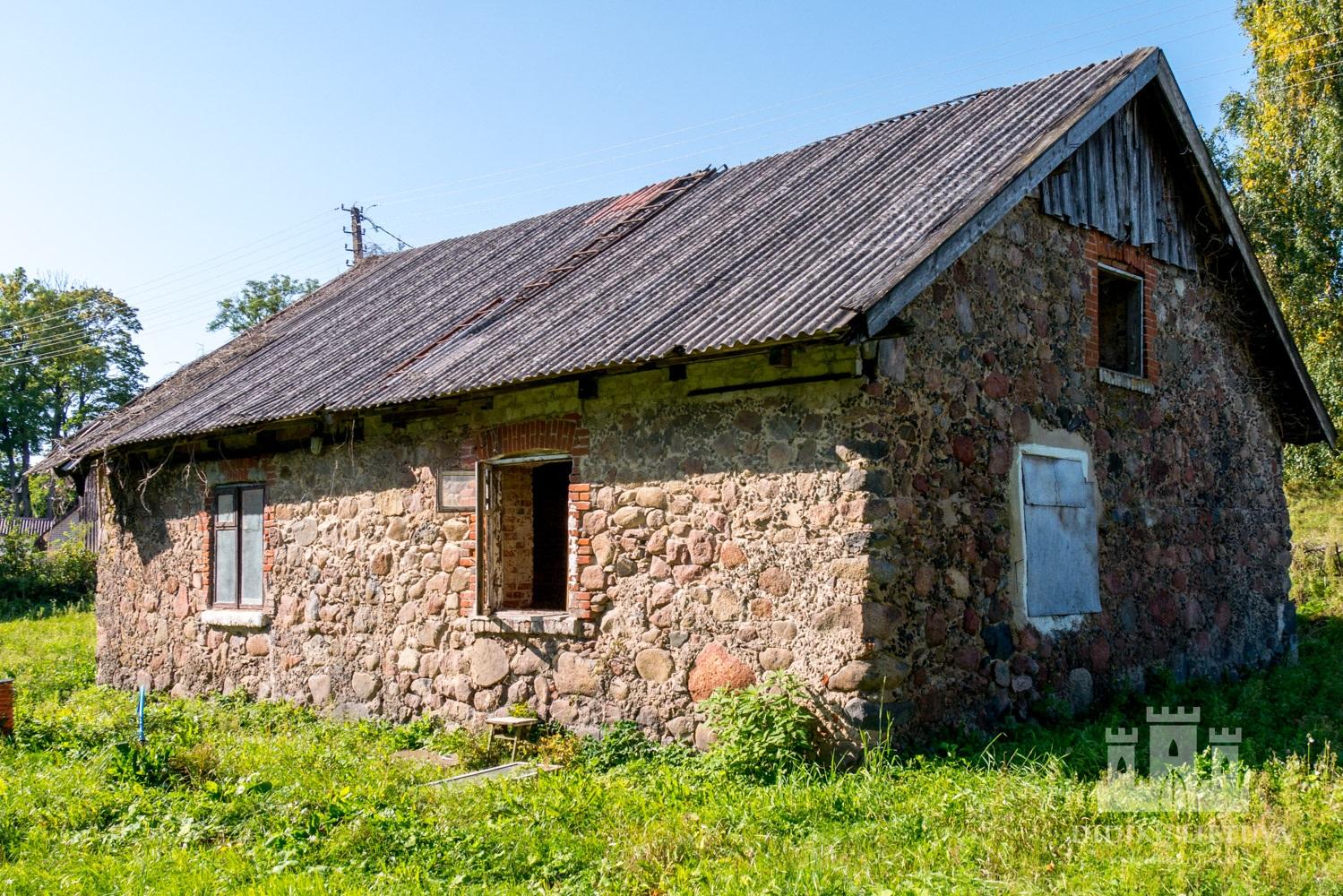 Kretingos dvaro sodybos namas