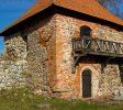 Trakų pusiasalio pilies liekanų ir kitų statinių komplekso pilies liekanos
