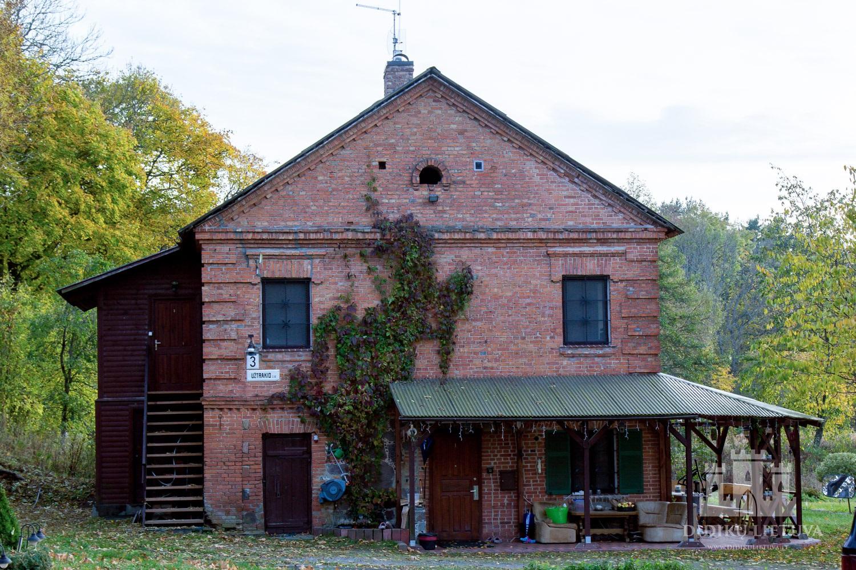 Užutrakio dvaro sodybos antras namas