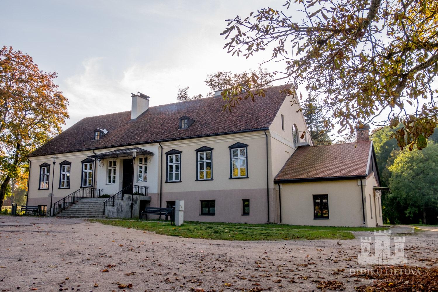 Kidulių dvaro sodybos rūmai