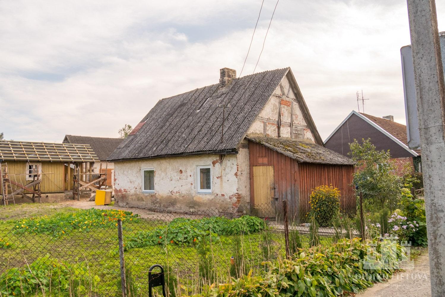 Kidulių dvaro sodybos kailiadirbio namas