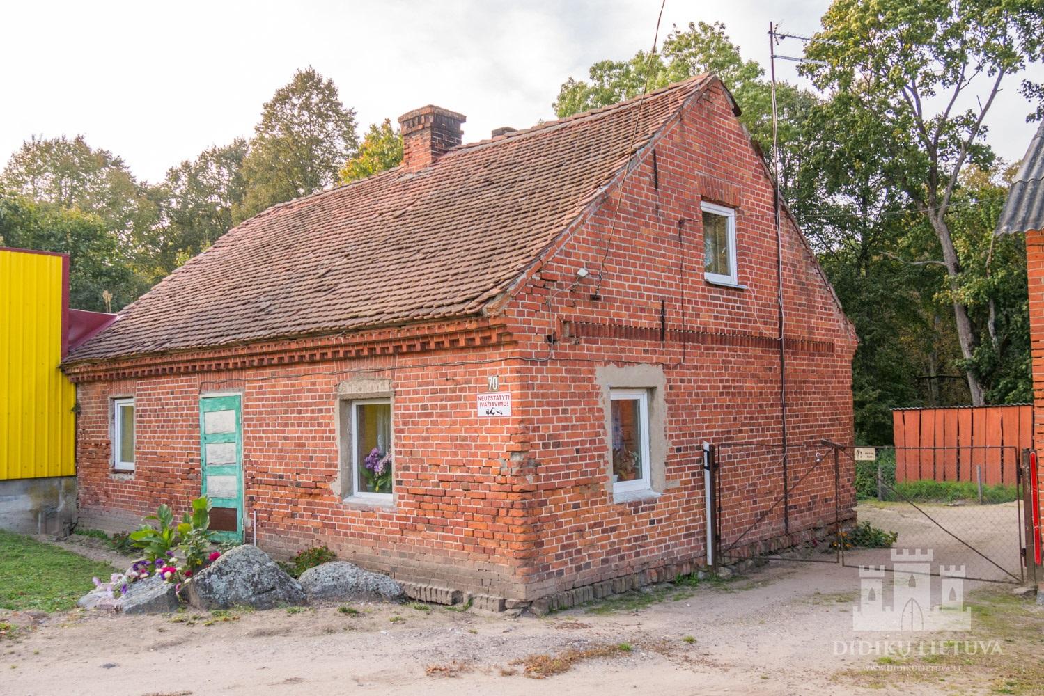 Kidulių dvaro sodybos sodininko namas