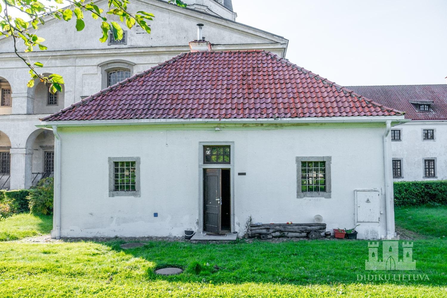 Pažaislio kamaldulių vienuolyno ansamblio novicijaus pietų namas