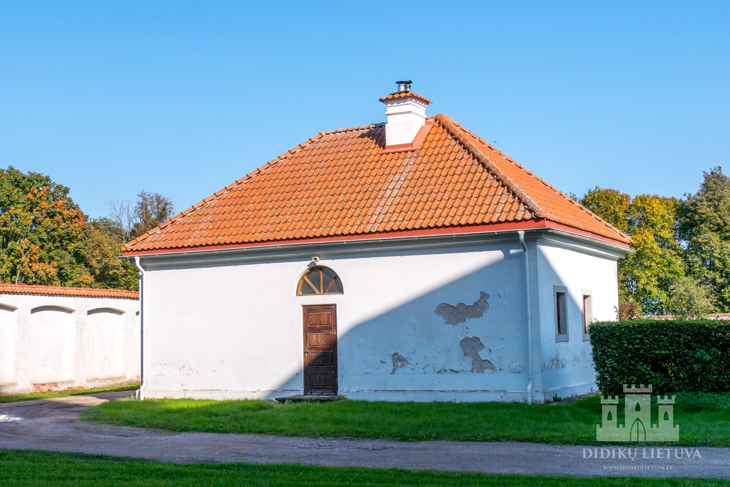 Pažaislio kamaldulių vienuolyno ansamblio novicijaus šiaurės namas