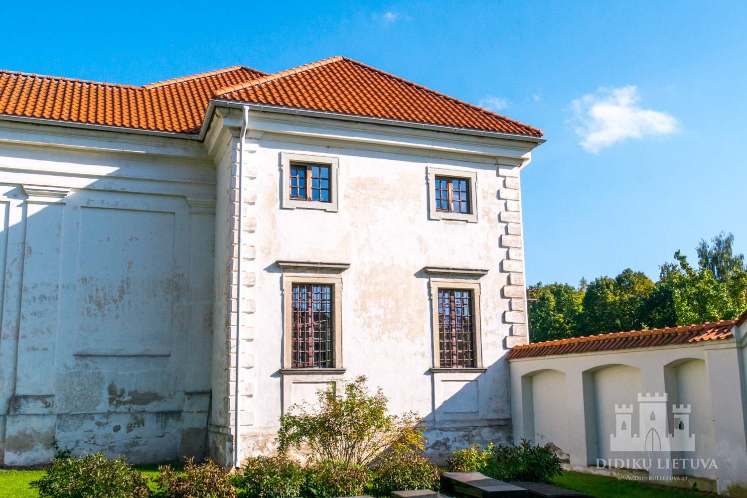 Pažaislio kamaldulių vienuolyno ansamblio vienuolyno pietų namas